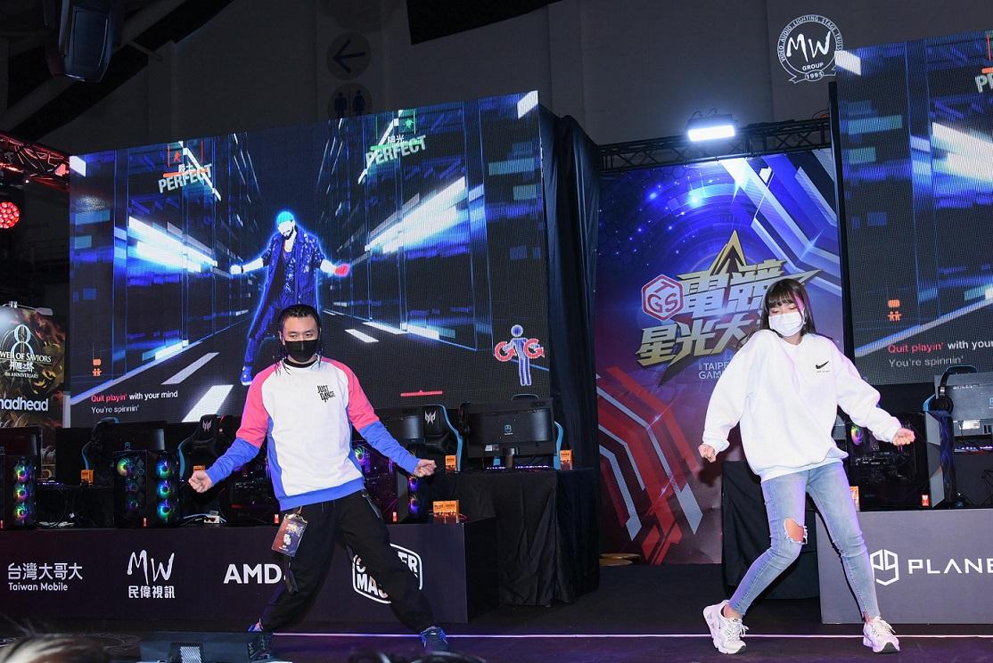 02:2021台北電玩展現場照片 02.01